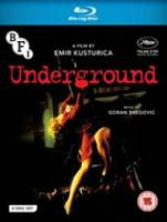 Underground (Limited Edition Bluray) [DVD](English subtitled)