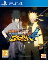 Naruto Shippuden, Ultimate Ninja Storm 4  PS4