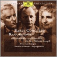 Early Concerto Recordings 1934  1943