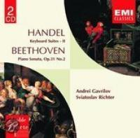 Handel: Keyboard Suites Vol 2, et al | Richter, Gavrilov