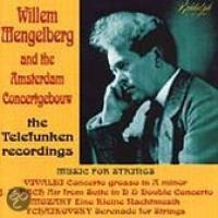 Mengelberg conducts Music for Strings  The Telefunken