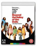 Beyond the Valley of the Dolls + The Seven Minutes [Bluray + DVD](import zonder NL ondertiteling)