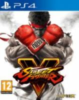 Street Fighter 5 (V)  PS4