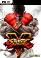 Street Fighter 5 (V)  DVDrom