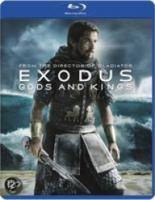 Exodus  Gods And Kings (Bluray)