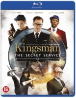 Kingsman  The Secret Service (Bluray)