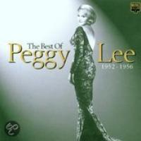 Best Of Peggy Lee 195256