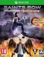 Saints Row 4, ReElected + Gat Out of Hell  Xbox One