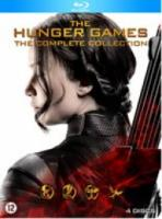 The Hunger Games: The Complete Collection (Bluray)