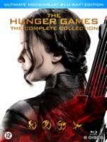 The Hunger Games: The Complete Collection Ultimate Mockingjay Edition (Bluray)