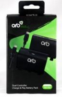 ORB Xbox One Dual Controller Charge & Play Battery Pack