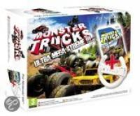 Monster Trucks Mayhem + Racestuur