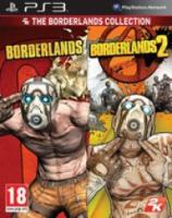 TakeTwo Interactive The Borderlands Collection, PS3