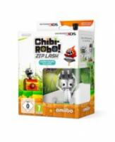 ChibiRobo! + Zip Lash amiibo bundel  NEW 3DS
