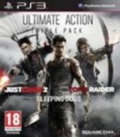 Ultimate Action Triple Pack (Just Cause 2, Sleeping Dogs & Tomb Raider) |PS3