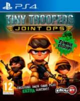 Tiny Troopers, Joint Ops (Zombie Edition)  PS4