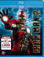 Iron Man 2 (Bluray+Dvd combopack)