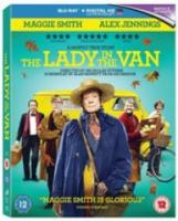 The Lady in the Van [Bluray](import zonder NL ondertiteling)