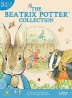 The Beatrix Potter Collection  The World Of Peter Rabbit & Friends [DVD] (import zonder NL ondertiteling)