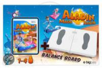 Aladin Magic Racer + Balance Board