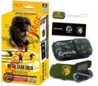 PSP Metal Gear Peace Walker AccKit