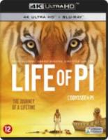 Life Of Pi (4K Ultra HD Bluray)