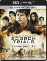 Maze Runner: Scorch Trials (4K Ultra HD Bluray)