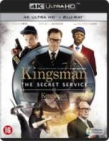 Kingsman: The Secret Service (4K Ultra HD Bluray)