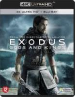 Exodus: Gods And Kings (4K Ultra HD Bluray)