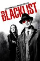 The Blacklist  Seizoen 3 (Bluray)
