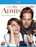 Admission (Bluray)