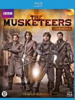 The Musketeers  Seizoen 1 (Bluray)