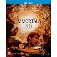 Immortals (3D Bluray)