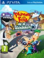 PS Vita PHINEAS & FERB DAY OF DOOFENSMIRTZ