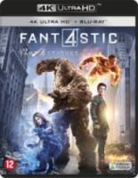 Fantastic 4 (2015) (4K Ultra HD Bluray)