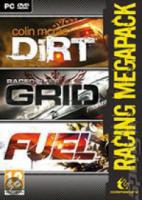 Racing Megapack (Dirt, Grid & Fuel)