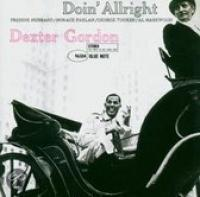 Dexter Gordon  Doin Allright  Rvg