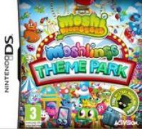 Moshi Monsters: Moshling Theme Park (3DS) UK