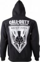 Call Of Duty Advanced Warfare  Black Hoodie  L