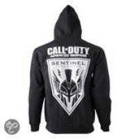 Call Of Duty Advanced Warfare  Black Hoodie  M