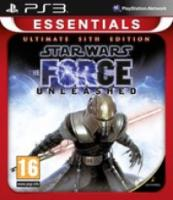 Star Wars: The Force Unleashed  Sith Edition (Essentials) |PS3