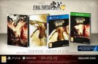 Final Fantasy Type0 HD  Limited Edition Steelbook (Inc. FF XV (15) Demo) |PS4
