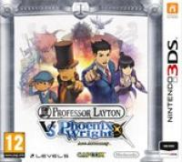 Professor Layton vs. Phoenix Wright: Ace Attorney |3DS