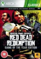 Red Dead Redemption (Game of the Year Edition) (classics)