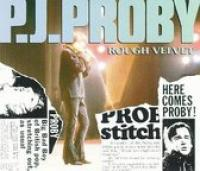 P.J.Proby  Rough velvet