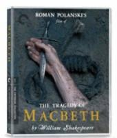 The Tragedy of Macbeth [Criterion Collection] [Bluray](import zonder NL ondertiteling)