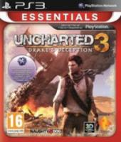 Uncharted 3: Drake's Deception (Essentials) |PS3