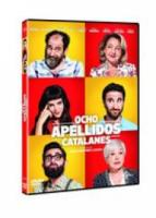 Ocho Apellidos Catalanes [DVD] (English subtitled)