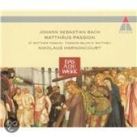 Bach: MatthausPassion | Harnoncourt