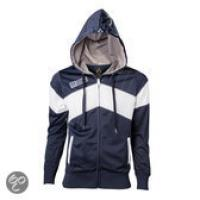 Assassin's Creed UnityM Hoodie, Blauw|Wit